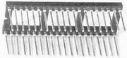 DIN41612  IC socket and strip-solder type Connectors