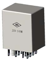 Electromagnetism JZX-145M Subminiature and hermetically sealed electromagnetic relays Relays