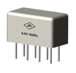 KJZC-064MA Ultraminicaturi hermetically sealed electromagnetic relays Relays Product solid picture