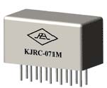 KJRC-071M Ultraminicaturi hermetically sealed electromagnetic relays Relays Product solid picture