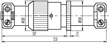 KZ036 series Connectors Product Outline Dimensions