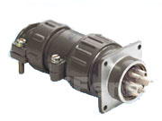 P28 series Connectors Product solid picture