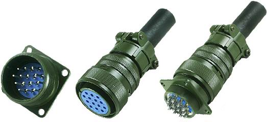 PB32  series Connectors Product solid picture