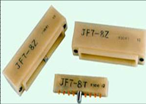JF7 Rectangular Separation Electrical Connector series Connectors Product solid picture