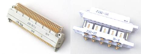 Connector series J28,J28A,J28C,J28D,Rectangular, Electrical Connector series Connectors